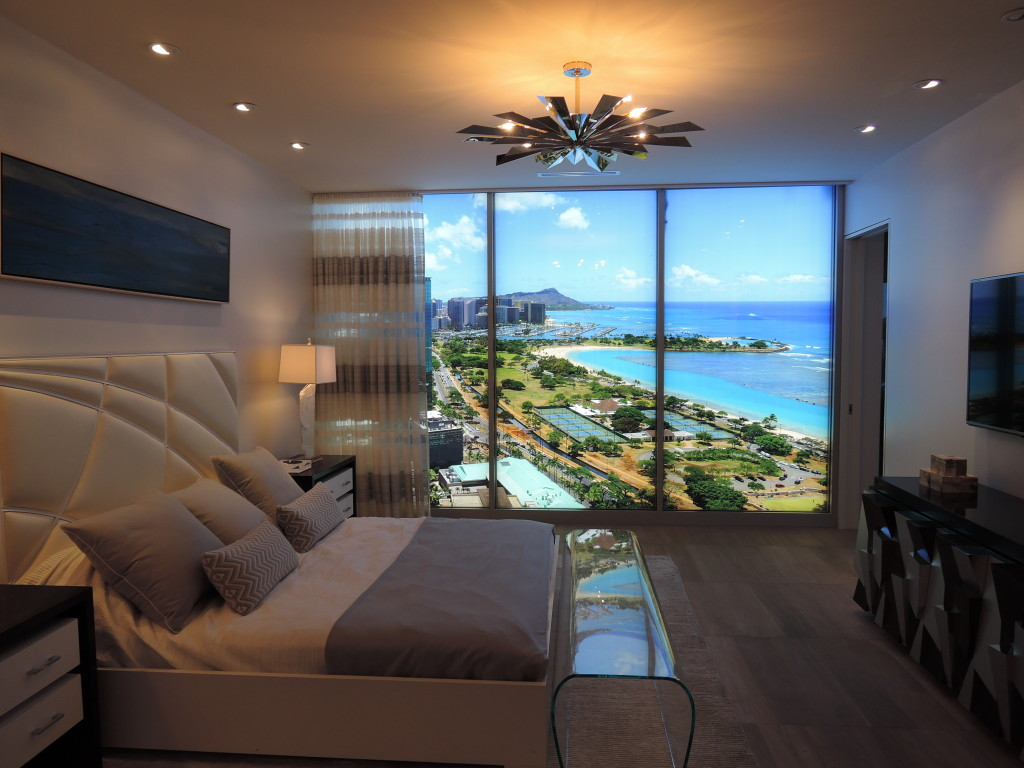 View-from-model-apartment-in-the-IBM-building-takes-full-advantage-of-Ala-Moana-Beach-Park-and-Diamond-Head-views