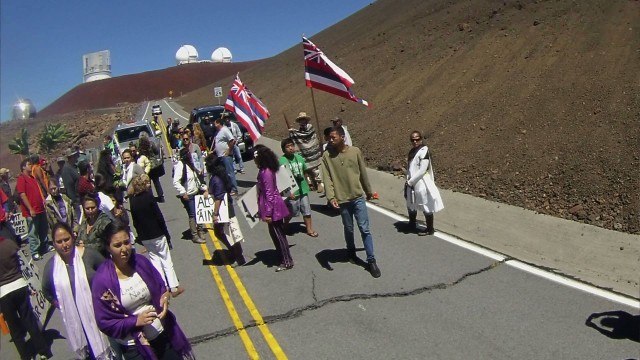 TMT protest report by Hiki No