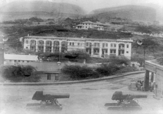 Fort Ruger historic photo