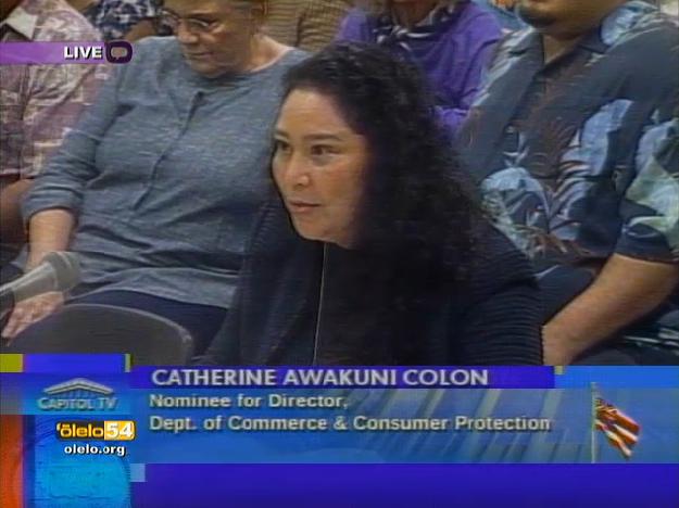 Catherine Awakuni Colón