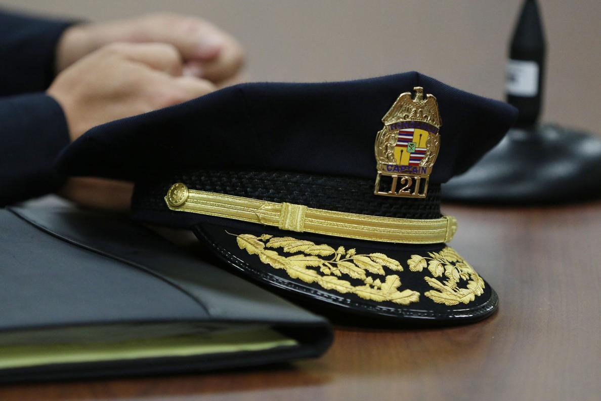 HPD Honolulu Police Department. 18 feb 2015. photograph Cory Lum/Civil Beat