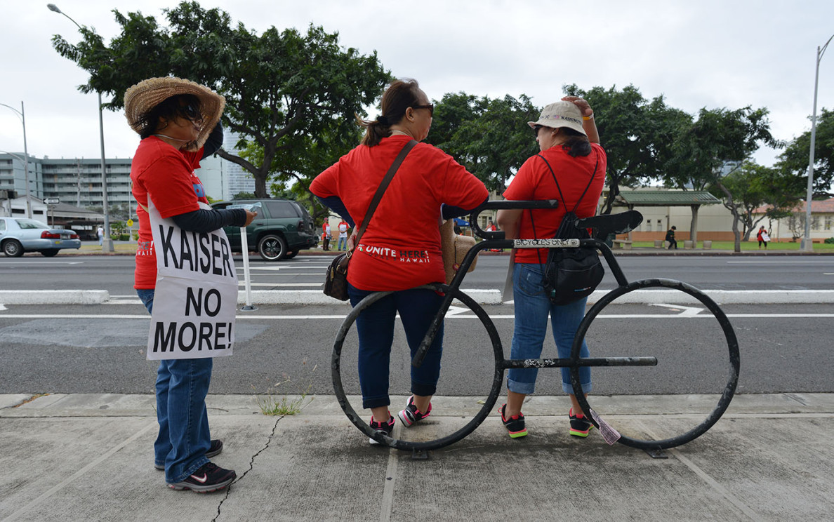 The six-day strike prompted Kaiser Permanente to close 10 smaller clinics and consolidate operations at larger offices through Saturday.