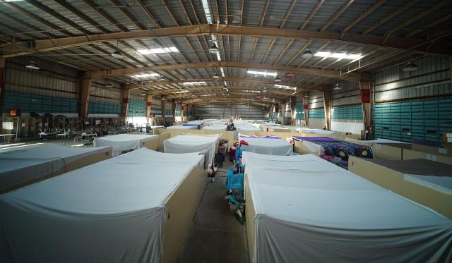 Next Step Project Shelter. 17 feb 2015. photograph Cory Lum/Civil Beat
