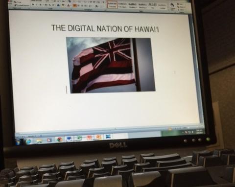 Digital Nation of Hawaii