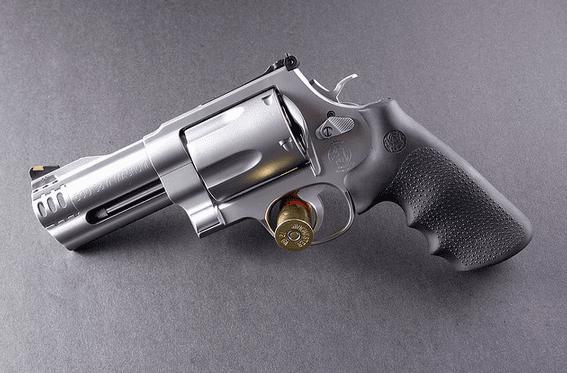 S&W 500 Magnum 2 handgun