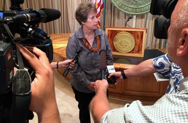 Suzanne Case media
