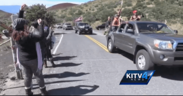Mauna Kea Thirty Meter Telescope protest