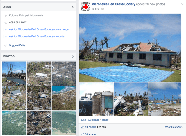 Micronesia Red Cross Society