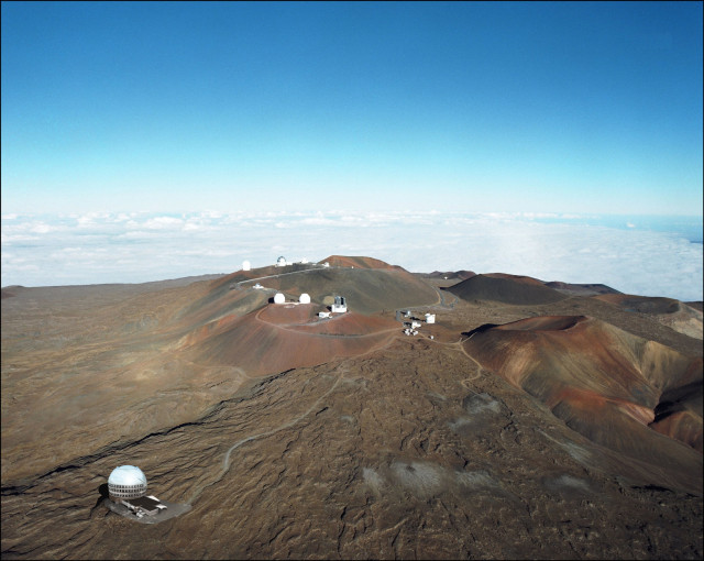 Mauna Kea Thirty Meter Telescope