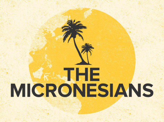 The Micronesians Project Badge Full