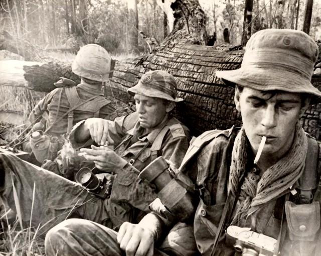 Vietnam War reporters