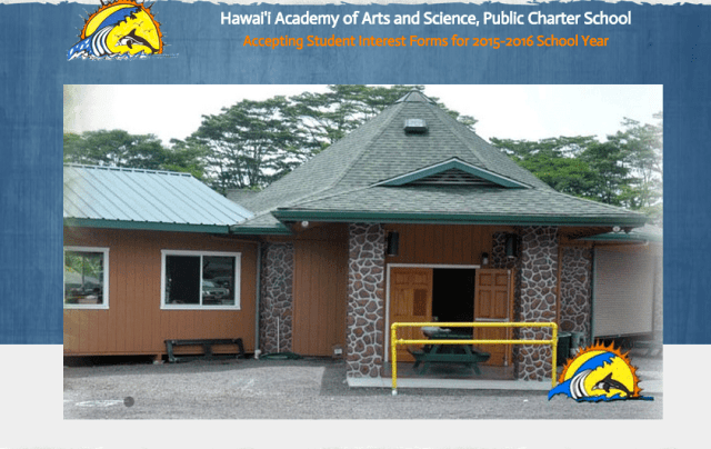 Hawaii Academy of Arts and Science Pahoa school