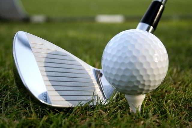Golf ball iron