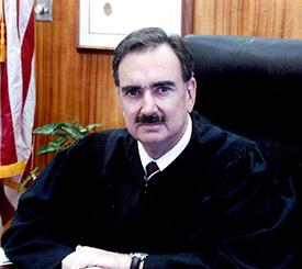 U.S. District Court Judge David Ezra