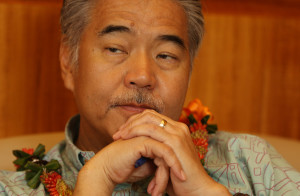 Gov David Ige. portrait. 28 july 2015. photograph Cory Lum/Civil Beat