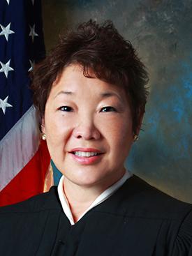 U.S. District Court Judge Leslie Kobayashi