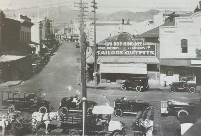 Queen Street, 1920s