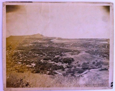 Diamond Head 1920s