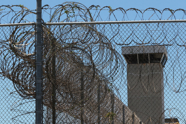 OCCC. Oahu Community Correctional Center. Kalihi. Jail. 19 aug 2015. photograph Cory Lum/Civil Beat