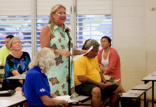 Marilyn Chapman PUC Maui