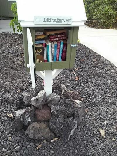 Little Free Library Big Island