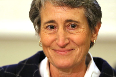 Secretary of Interior Sally Jewell recently visited Micronesia to see for herself the conditions facing islanders.