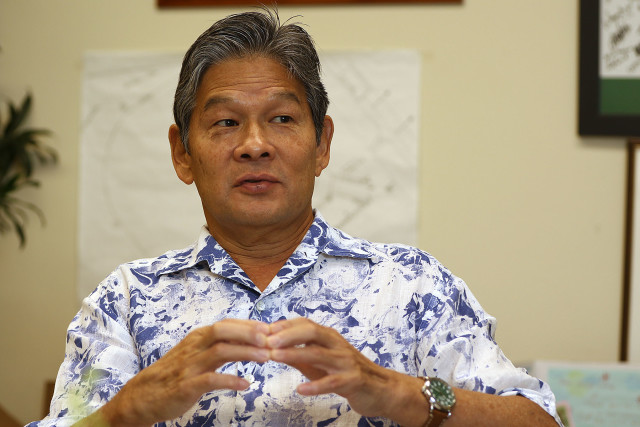 Duane Kurisu is proposing to build a plantation-style village to tackle Hawaii's homelessness crisis.