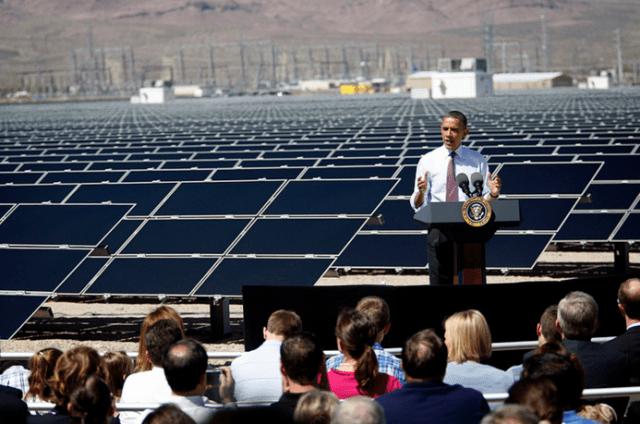 Copper Mountain Solar Complex Nevada