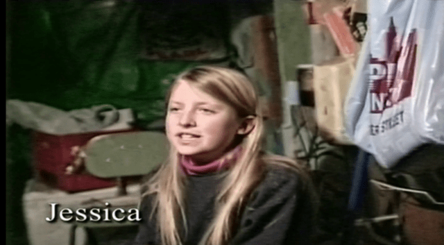 "Jessica Terrell talks about life on the road in this 2007 documentary, ""Random Lunacy."""