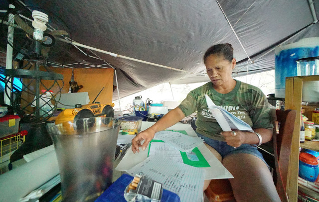 Rose Loke Chung-Lono meticulously keeps track of every resident in The Harbo and where they are staying.