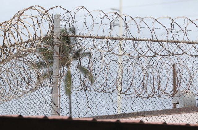 OCCC Oahu Community Correctional Center. 18 dec 2015.