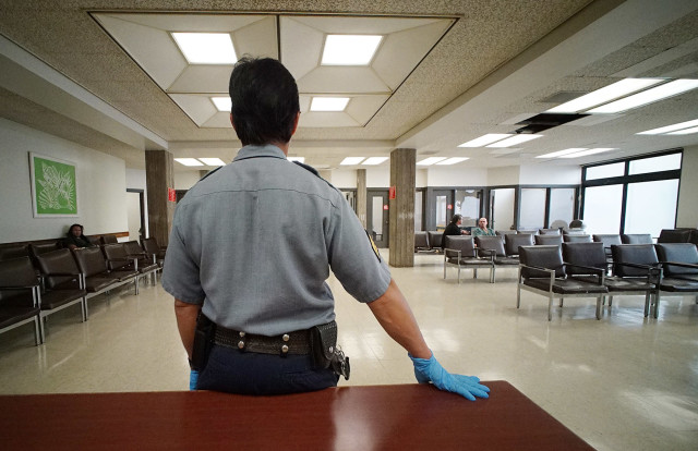 On Super Bowl Sunday last year, 74 correctional officers called in sick at the Oahu Community Correctional Center.