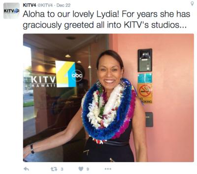 KITV Twitter screen shot