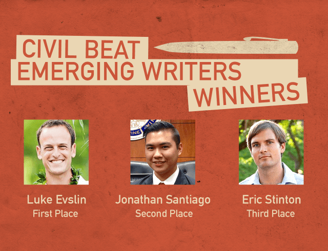 emerging writers winners