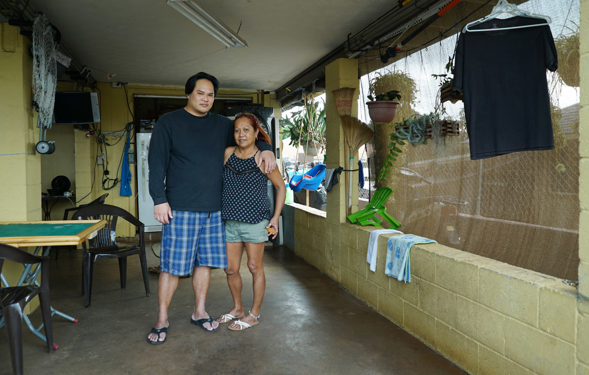 Marilou Chin and her son, Brandon, say they were victims of Hawaii's civil asset forfeiture law when they had their Mercury Mountaineer seized and auctioned off in 2011.