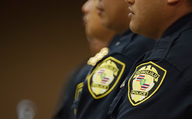 The Honolulu Police Department has seen several of its officers put in handcuffs or booked into jail over the past several years.