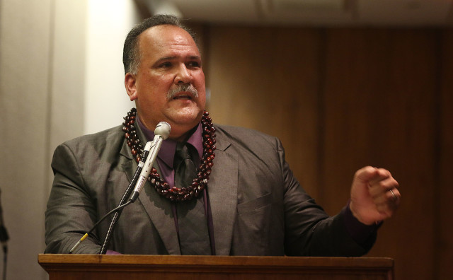 Kauai Mayor Bernard Carvalho Jr. discusses the county's consideration of raising the general excise tax.