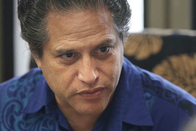 Sen. Kalani English believes a new approach to crafting legislation will produce better outcomes.