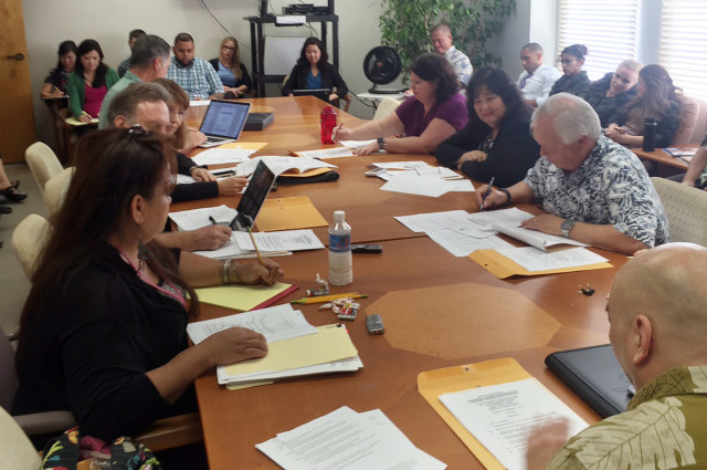 The Council on Revenues met Thursday at the No. 1 Capitol District Building to up its current forecast.