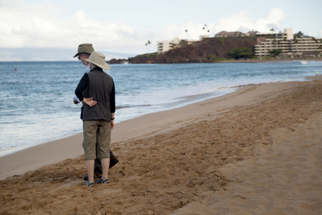 The oceanographic and topographic conditions at Kaanapali Beach on Maui make it one of the most treacherous.
