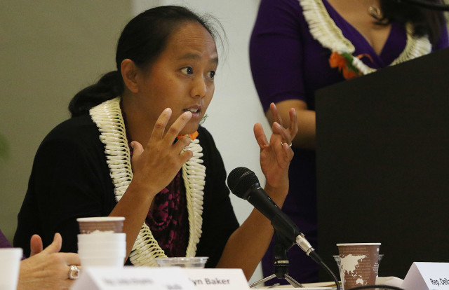 Rep. Della Au Belatti, chair of the Health Committee, said Hawaii was lagging behind other states when it comes to surprise come care inspections at a March hearing.