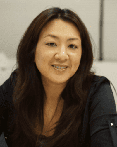 Kristin Kumashiro, interim dean of the College of Natural Sciences at the University of Hawaii—Manoa and a professor of chemistry