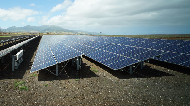 Solar Photo voltaic near Dole Wahiawa1