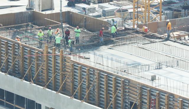Ala Moana Center construction2