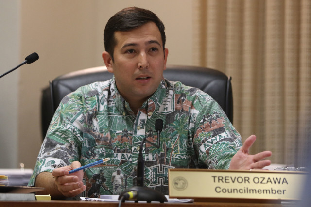 Honolulu City Council Trevor Ozawa3