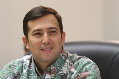 Finance Committee meeting. Honolulu City Council member Trevor Ozawa1