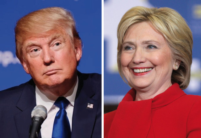As the 2016 primaries roll along, it seems more and more likely that the general election will put Donald Trump against Hillary Clinton.