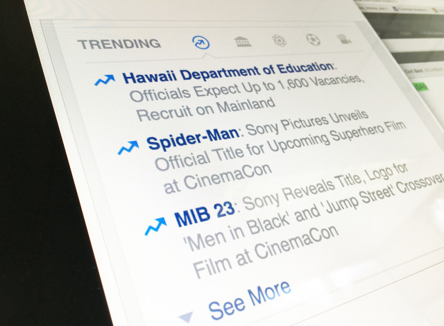 Hawaii Department Of Education, Facebook, Trending
