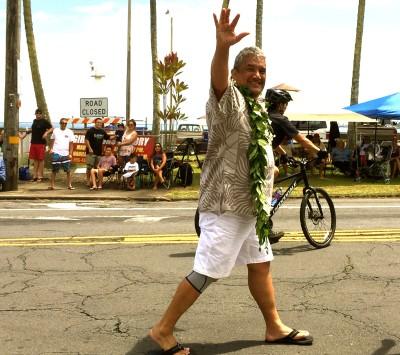 Embattled Big Island Mayor Billy Keonoi ...