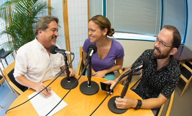 Chad, Anita and Nathan
